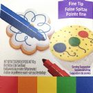 FoodWriter Fine Tip Edible Color Markers